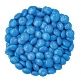 M&M COLORWORKS BLUE