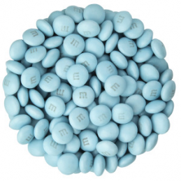 M&M COLORWORKS LIGHT BLUE
