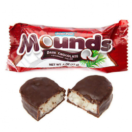 MOUNDS SNACK SIZE
