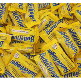 BUTTERFINGER FUN SIZED
