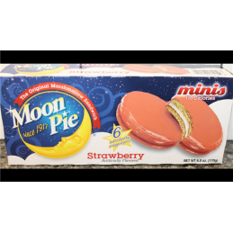 MOON PIE MINI STRAWBERRY 6...