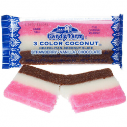 NEAPOLITAN COCONUT BAR 1.65 OZ