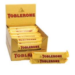 TOBLERONE MILK CHOC 1.2 OZ BAR