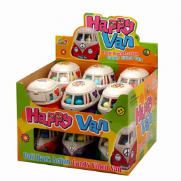 HAPPY VAN WITH CANDY