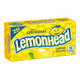 LEMONHEAD MATCHBOX