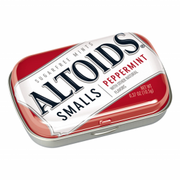 ALTOIDS PEPPERMINT SMALLS