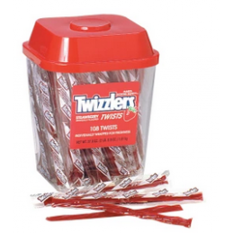 TWIZZLER TWISTS 33.3oz...