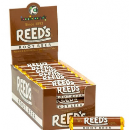REEDS ROOTBEER CANDY ROLL...