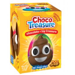 CHOCO TREASURES MR. POOP