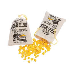 GOLD MINE NUGGET GUM 2oz