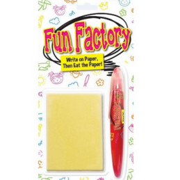 FUN FACTORY EDIBLE PAPER W...