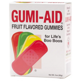BAND AIDS GUMMY 3 OZ