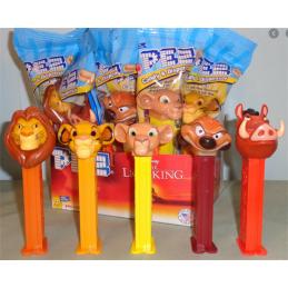 PEZ DISPENSER LION KING