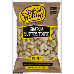SIMPLY BUTTER TOFFEE PUFFS