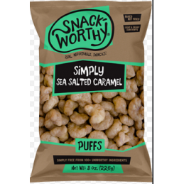 SIMPLY SALT CARAMEL PUFFS