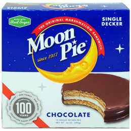 MOON PIE CHOCOLATE 12 CT...