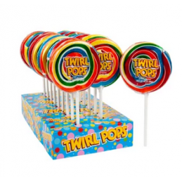 TWIRL POPS 3 OZ