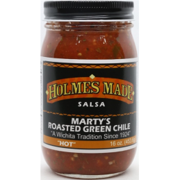 SALSA MARTYS ROASTED GREEN...