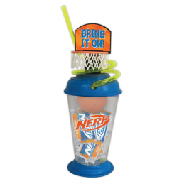 NERF SIPPER CUP W/ CANDY