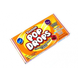 TOOTSIE POP DROPS 2.25 OZ BAG