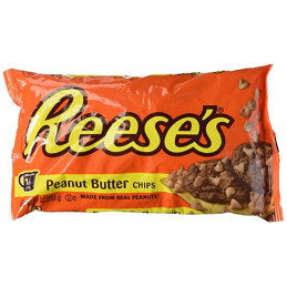 REESES PB CHIP 10 OZ BAG