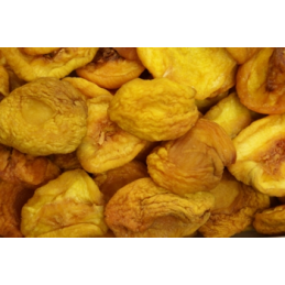 PEACHES DRIED UNSWEETENED