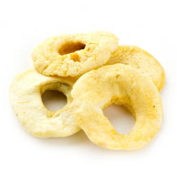 APPLE RINGS DRIED