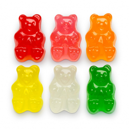 SF ASST FRUIT GUMMI BEARS