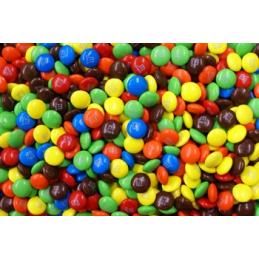 M&M DARK CHOC PLAIN
