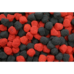 RASPBERRIES & BLACKBERRIES JB