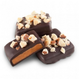 DC TOFFEE WITH ALMONDS