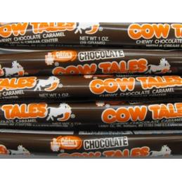 COW TALES CHOC. 1 o. Bar
