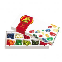 JELLY BELLY 10 FLAVOR 4.25 OZ