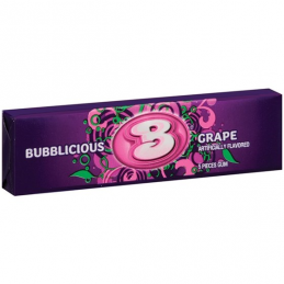 BUBBLICIOUS GRAPE