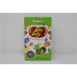 JELLY BELLY SOURS 4.5 OZ