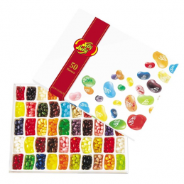 JELLY BELLY 50 FLAVORS 21 OZ