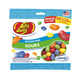 JELLY BELLY SOURS SF 2.8 OZ