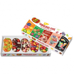 JELLY BELLY FABULOUS FIVE...
