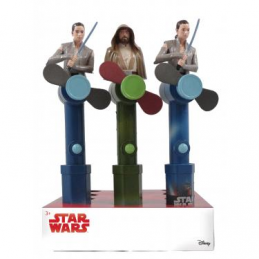 STAR WARS EPISODE 8 CANDY FAN