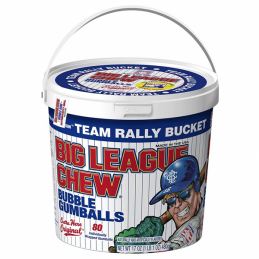 BIG LEAGUE CHEW GUMBALLS 80...
