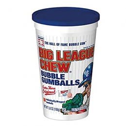 BIG LEAGUE CHEW BUBBLEGUM...