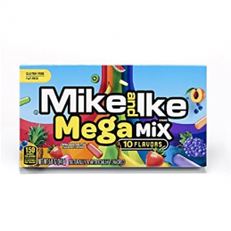 MIKE & IKE MEGA MIX TB