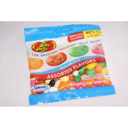 JELLY BELLY SUGAR FREE ASTD...
