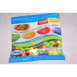 JELLY BELLY SUGAR FREE SOURS 3.1 OZ PKG