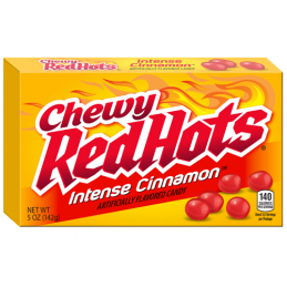CHEWY REDHOTS INTENSE...