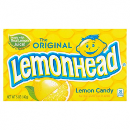 ORIGINAL LEMONHEADS 5OZ BOX