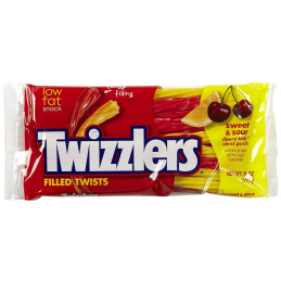 TWIZZLERS SWEET & SOUR 11...