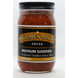 SALSA MEDIUM GARDEN 16 OZ