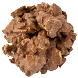OMG MC ALMOND TOFFEE CLUSTERS