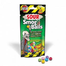TOXIC WASTE SOUR SMOG BALLS...